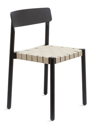 - &TRADITION - Betty chair – Black