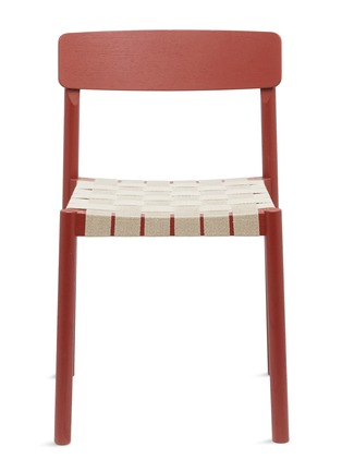 Main View - Click To Enlarge - &TRADITION - Betty chair –Maroon