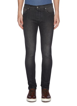 Main View - Click To Enlarge - ISAIA - Slim fit jeans