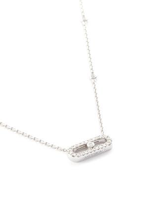 2cb236f1865c0d MESSIKA | 'Move Uno' diamond 18k white gold necklace | Women | Lane ...