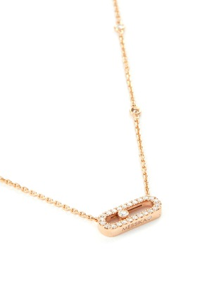 fa08abba3f6b9b Detail View - Click To Enlarge - MESSIKA - 'Move Uno' diamond 18k rose
