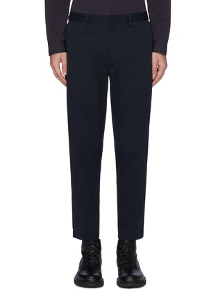 Main View - Click To Enlarge - Theory - 'Curtis' cropped pants