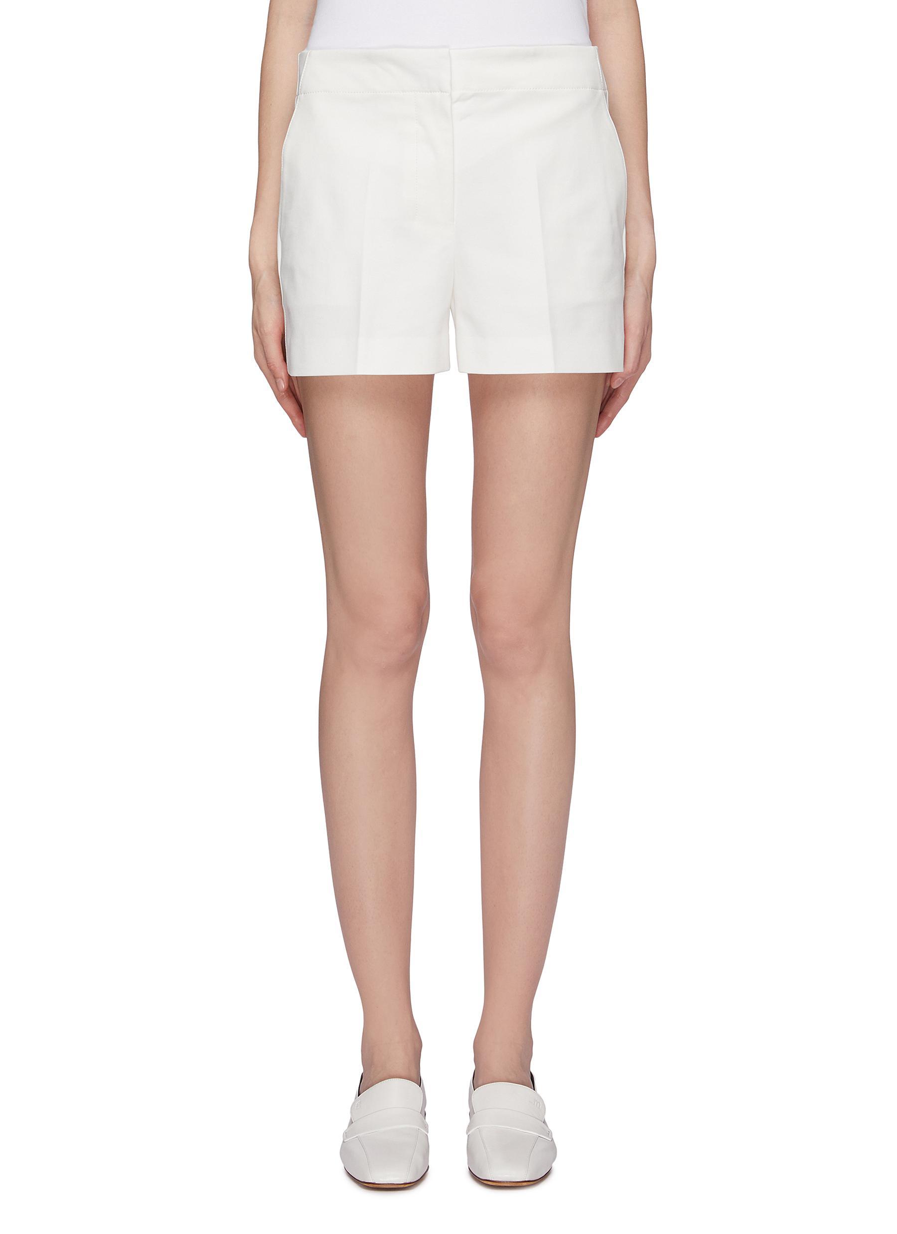 Mini shorts by Theory