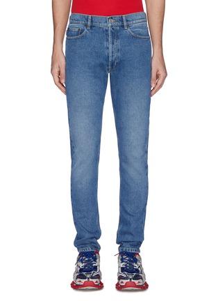 Main View - Click To Enlarge - BALENCIAGA - Skinny jeans