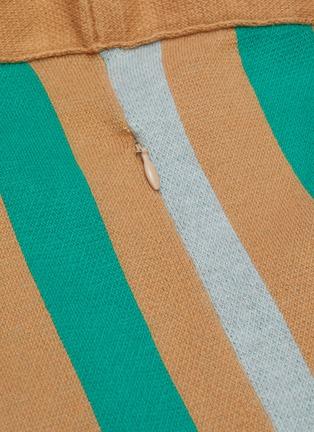 - PH5 - 'Pilar' stripe wide leg jumpsuit