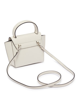 Detail View - Click To Enlarge - ATP ATELIER - 'Montalcino' mini top handle leather bag