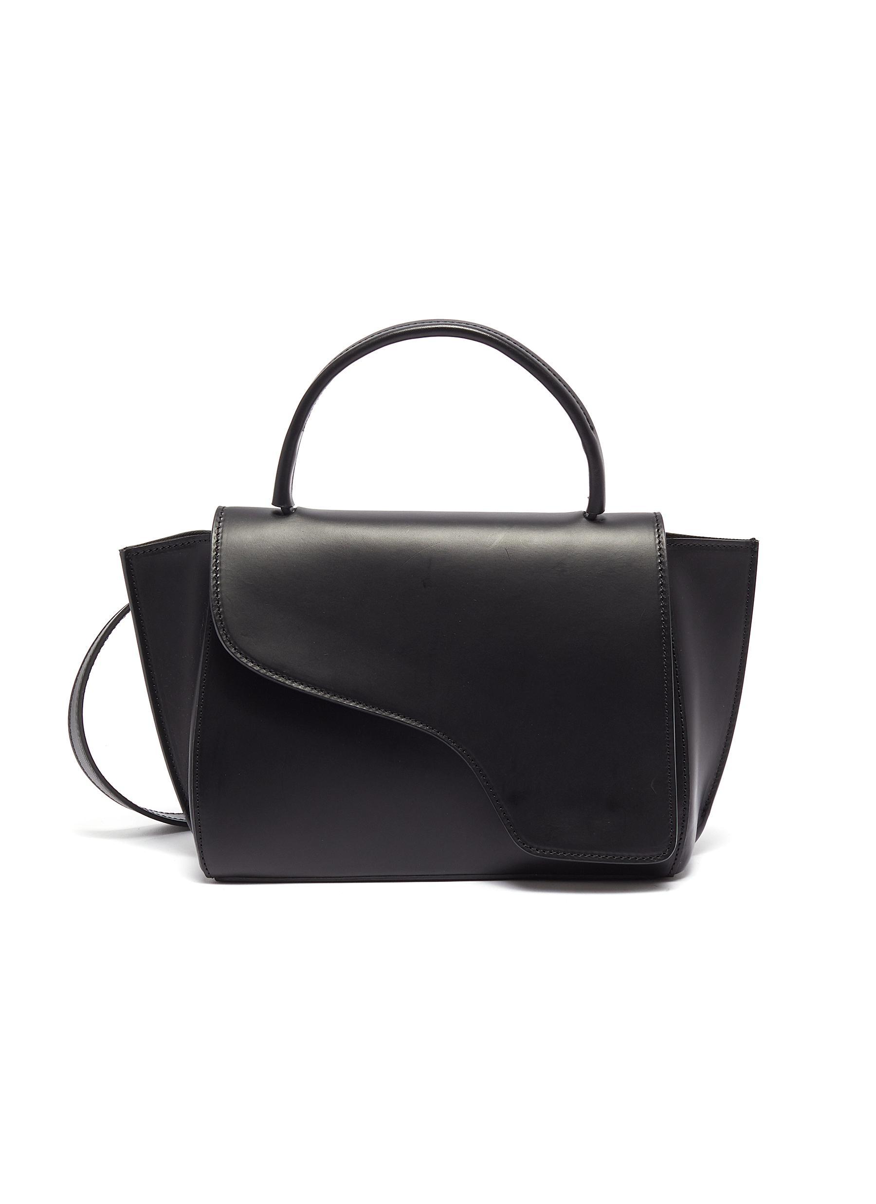 Atp Atelier Shoulder 'Arezzo' medium leather shoulder bag