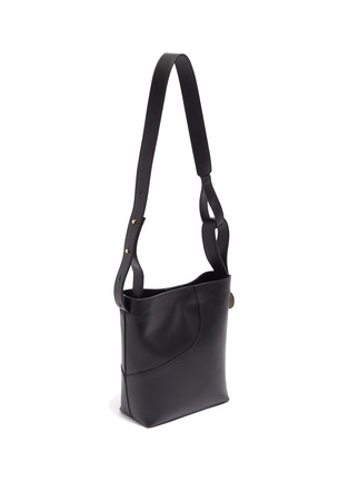 Detail View - Click To Enlarge - ATP ATELIER - 'Piombino' leather tote