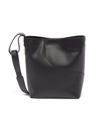 Main View - Click To Enlarge - ATP ATELIER - 'Piombino' leather tote