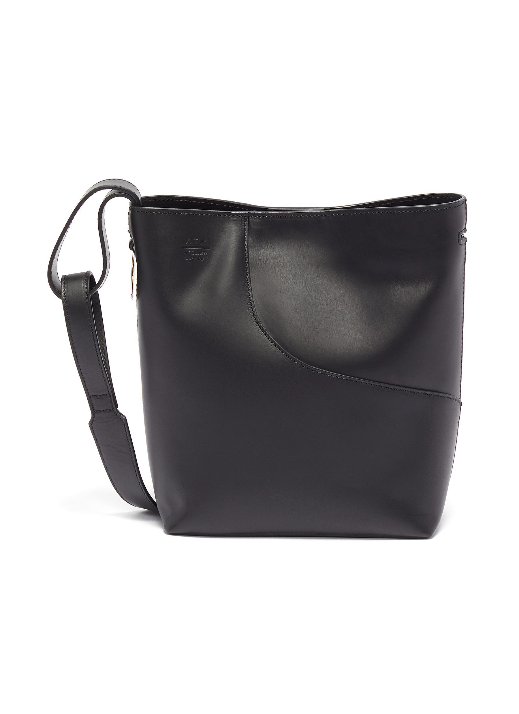 Atp Atelier 'Piombino' Leather Tote