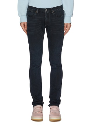 Main View - Click To Enlarge - ACNE STUDIOS - 'Max' slim fit jeans