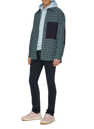 Figure View - Click To Enlarge - ACNE STUDIOS - 'Max' slim fit jeans