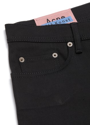 - ACNE STUDIOS - Washed cropped jeans
