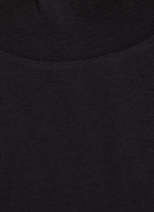 - ACNE STUDIOS - Mock neck T-shirt