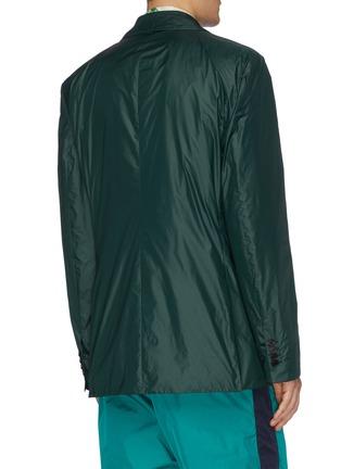 Back View - Click To Enlarge - ACNE STUDIOS - Windbreaker blazer