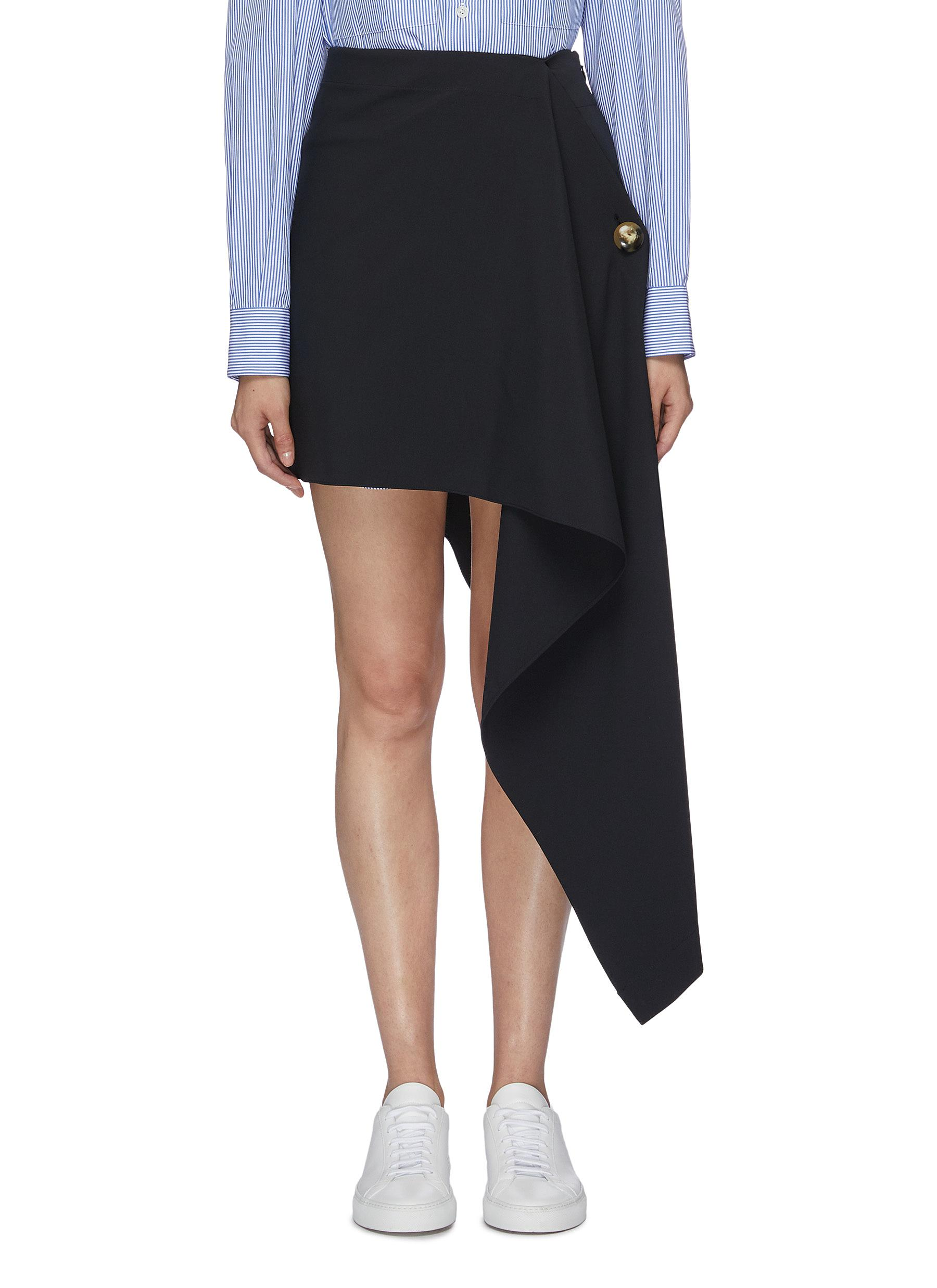 Drape panel skirt by Equil