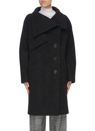 Main View - Click To Enlarge - ACNE STUDIOS - Melton coat