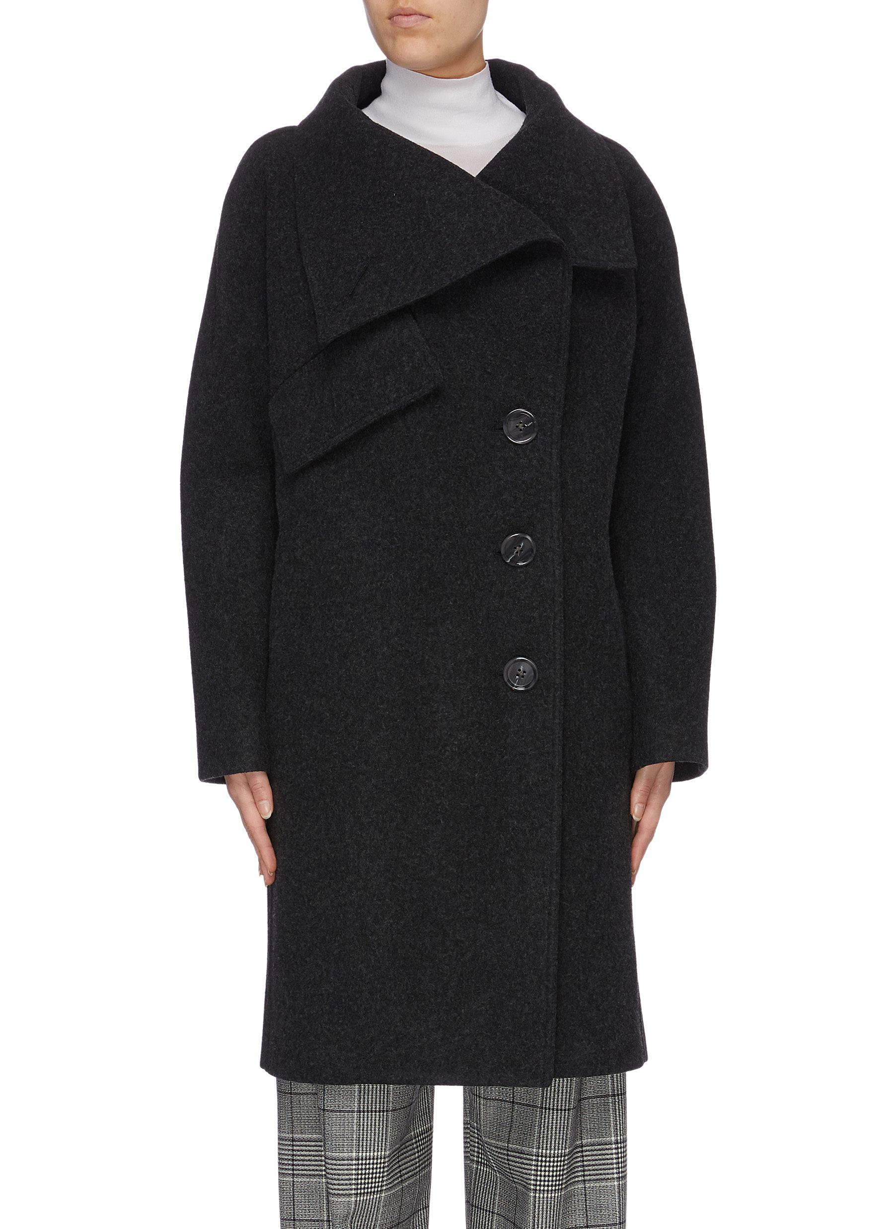 Melton coat by Acne Studios