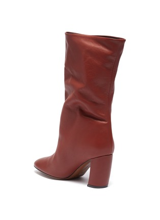 - NEOUS - 'Ophrys' leather knee high boots