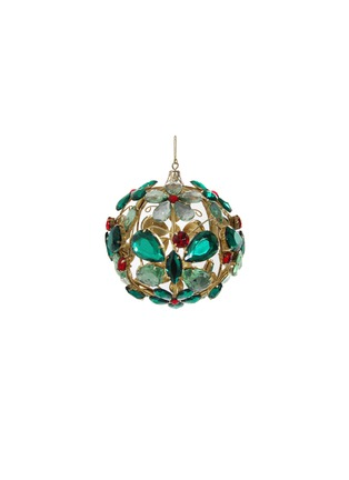 Main View - Click To Enlarge - SHISHI - Jewel butterfly ball Christmas ornament