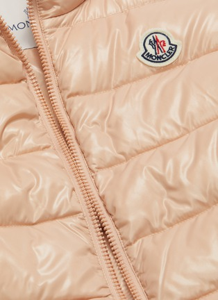 - MONCLER - 'Ghany' down puffer vest