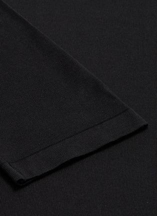 - THE ROW - 'Margita' silk knit turtleneck top