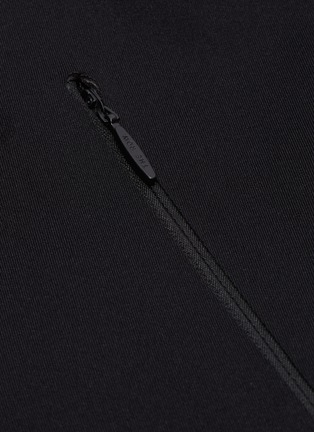 - THE ROW - 'Corza' zip cuff scuba jersey leggings