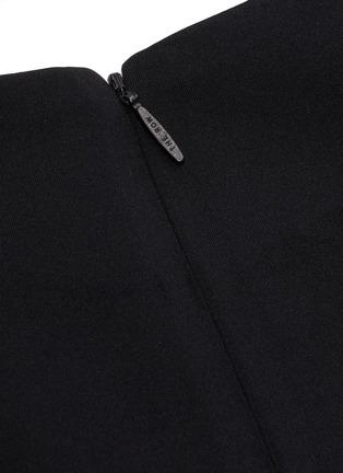 - THE ROW - 'Gaspar' scuba jersey top