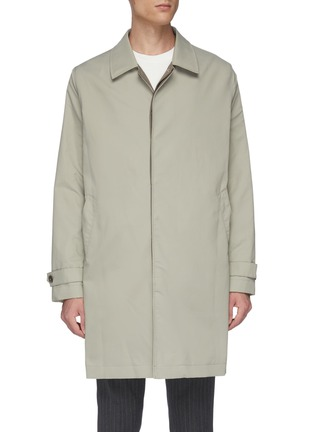 Main View - Click To Enlarge - EQUIL - Epaulette cuff coat