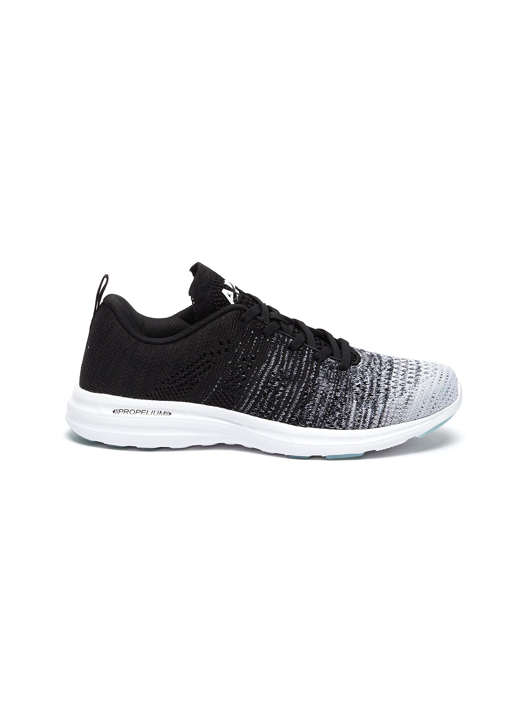 Techloom Pro knit sneakers by Athletic Propulsion Labs