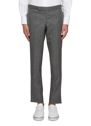 Main View - Click To Enlarge - THOM BROWNE - Wool pants