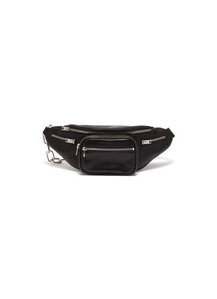 Main View - Click To Enlarge - ALEXANDERWANG - 'Attica' leather bum bag
