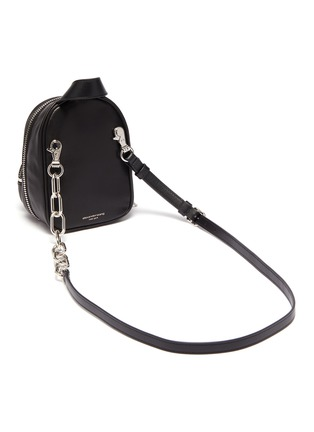 Detail View - Click To Enlarge - ALEXANDERWANG - 'Attica' mini leather crossbody bag