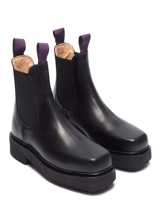 best service elegant shoes latest releases 'Ortega' leather Chelsea boots