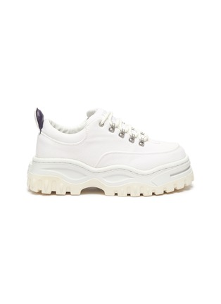 Main View - Click To Enlarge - EYTYS - 'Angel' chunky outsole canvas sneakers
