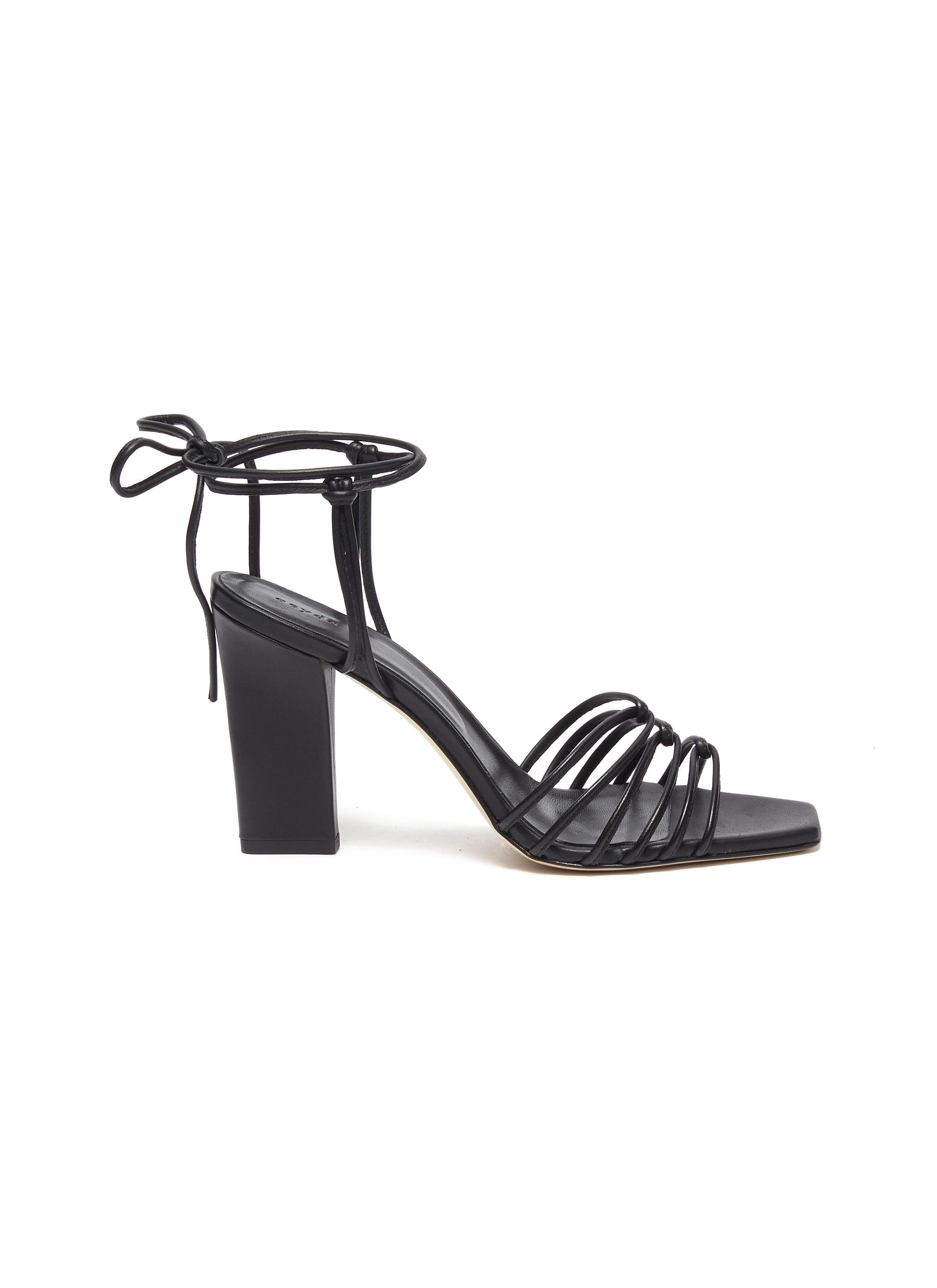 Daisy strappy leather sandals by Aeyde