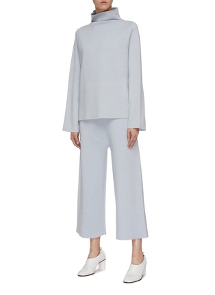 Figure View - Click To Enlarge - MS MIN - Knit culottes