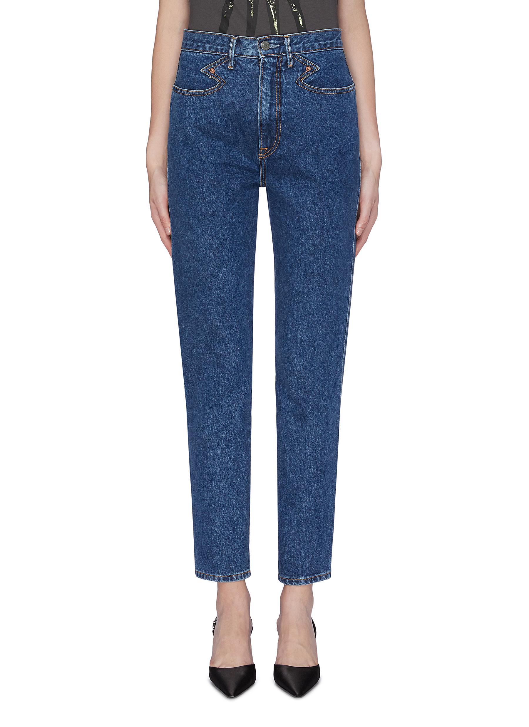 Rossana straight leg jeans by Grlfrnd