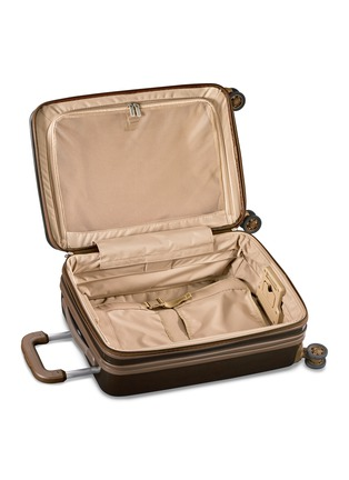 Detail View - Click To Enlarge - BRIGGS & RILEY - Sympatico carry-on expandable spinner suitcase – Bronze