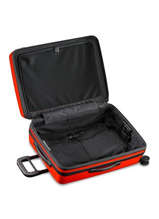 Detail View - Click To Enlarge - BRIGGS & RILEY - Sympatico medium expandable spinner suitcase – Fire
