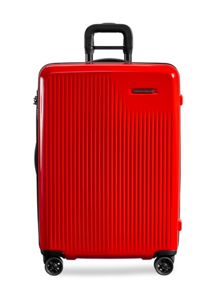 Main View - Click To Enlarge - BRIGGS & RILEY - Sympatico medium expandable spinner suitcase – Fire