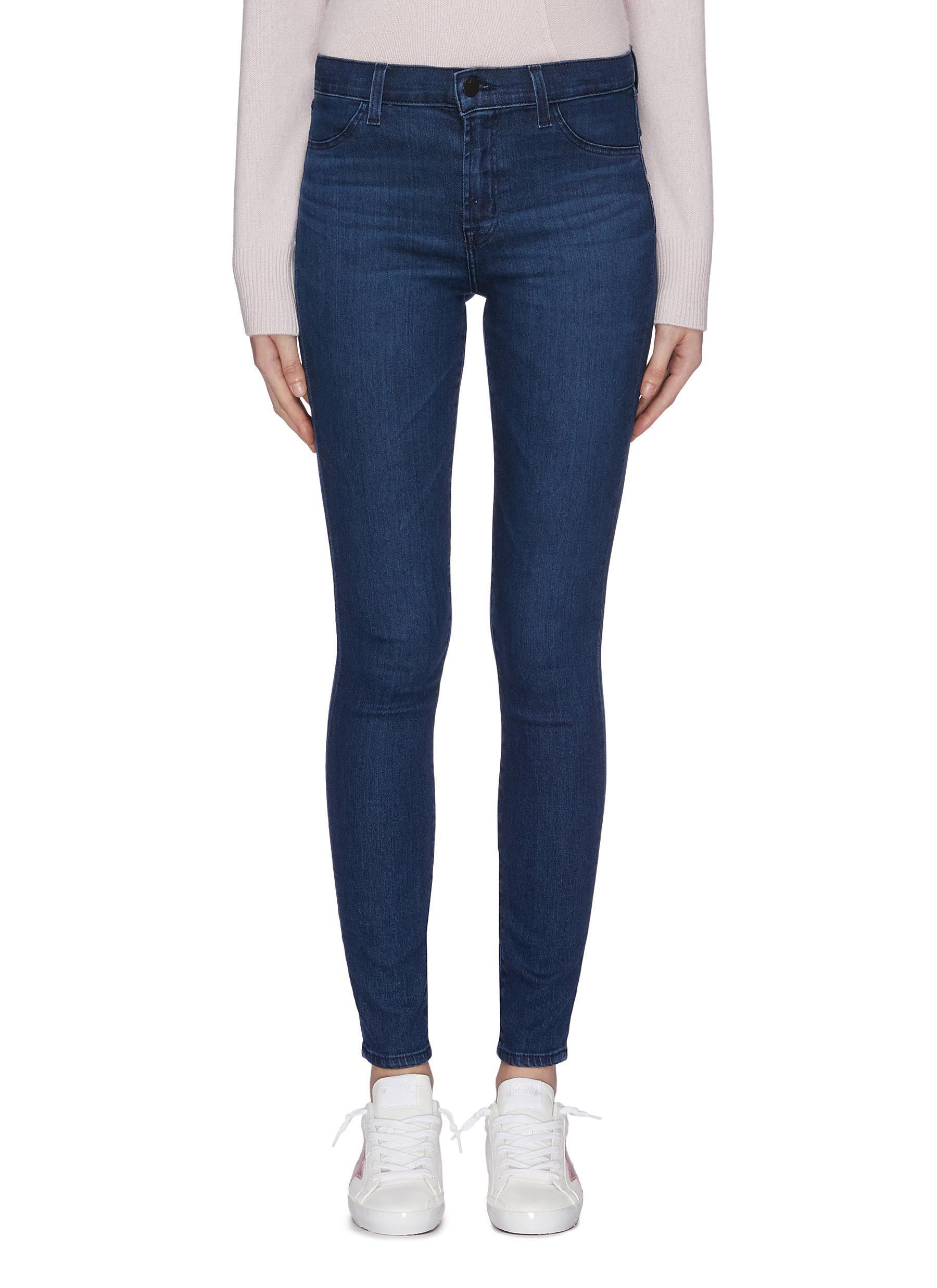 925 denim leggings by J Brand
