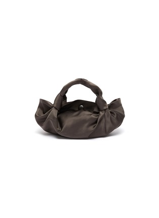 Main View - Click To Enlarge - THE ROW - 'Ascot Two' satin bag