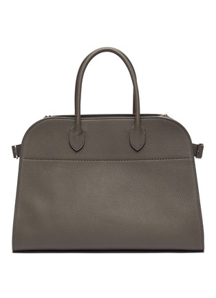 Main View - Click To Enlarge - THE ROW - 'Margaux 15' top handle leather bag