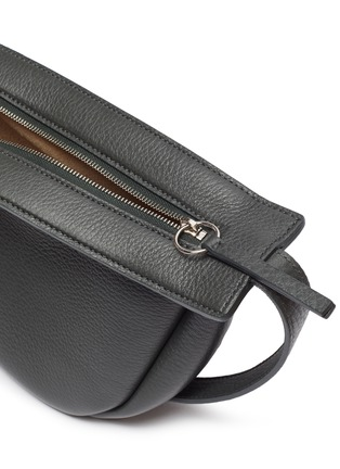 Detail View - Click To Enlarge - THE ROW - 'Slouchy Banana' small leather bag