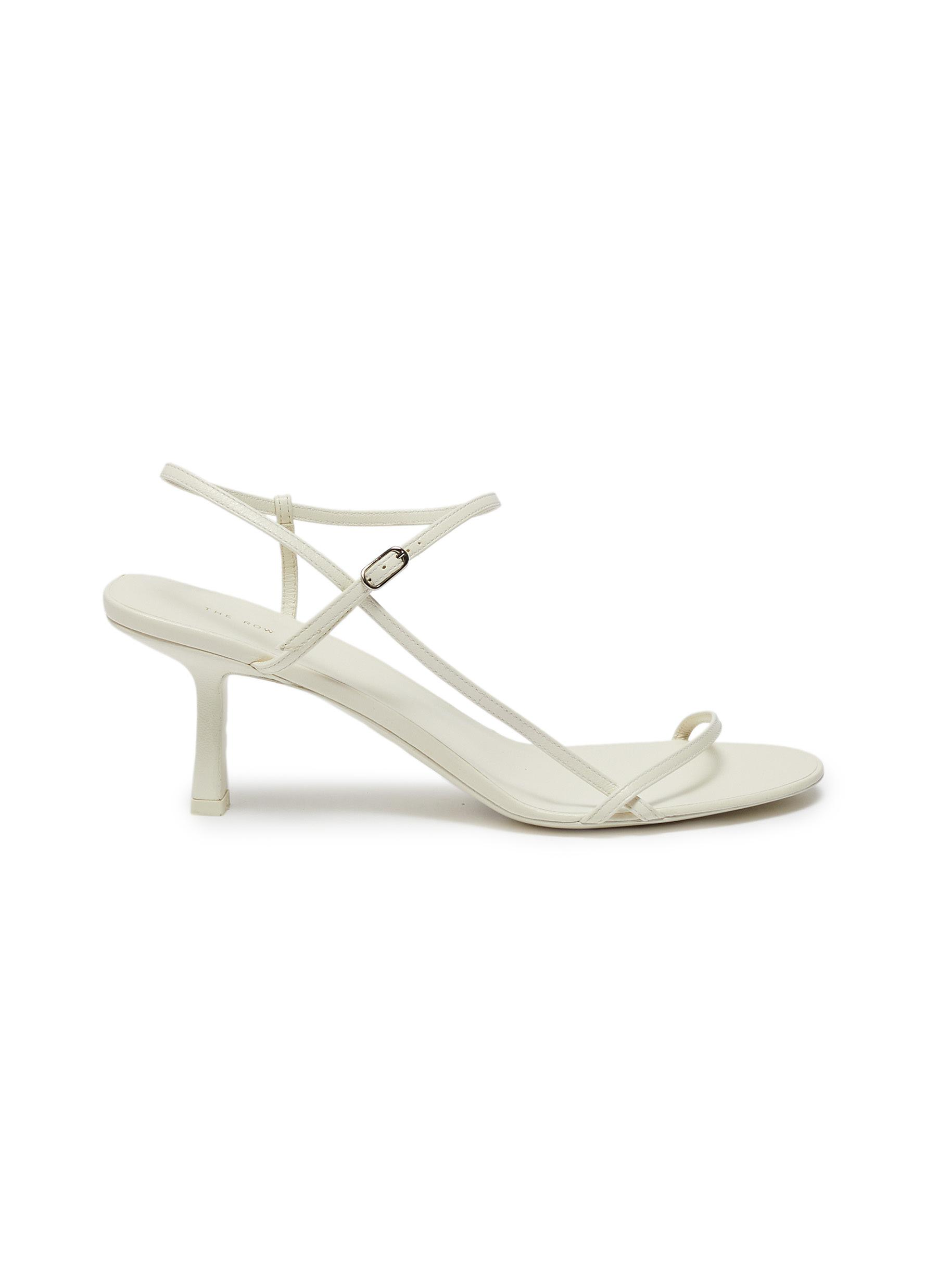 Bare 65 strappy leather sandals by The Row