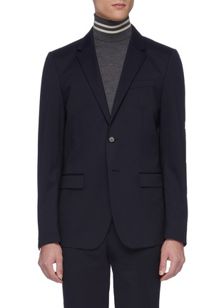 Main View - Click To Enlarge - WOOYOUNGMI - Notched lapel blazer