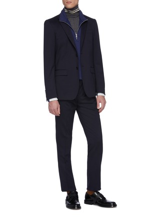 Figure View - Click To Enlarge - WOOYOUNGMI - Tapered leg pants