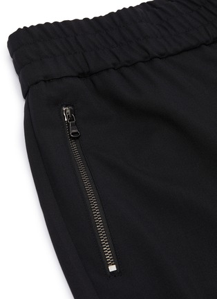 - WOOYOUNGMI - Zip pocket twill jogging pants