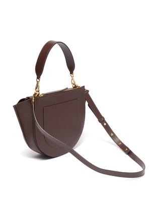 Detail View - Click To Enlarge - WANDLER - 'Hortensia' medium leather shoulder bag